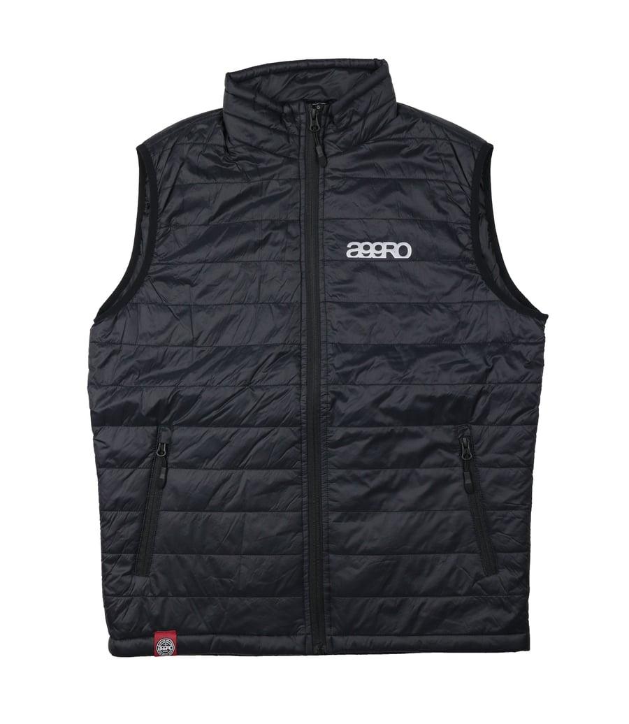 "Image of AGGRO Brand ""Summit"" Zip Vest"