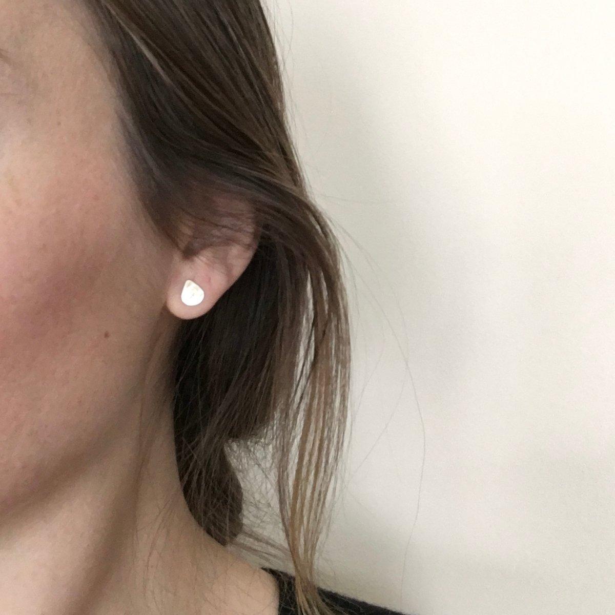 Image of drop earring