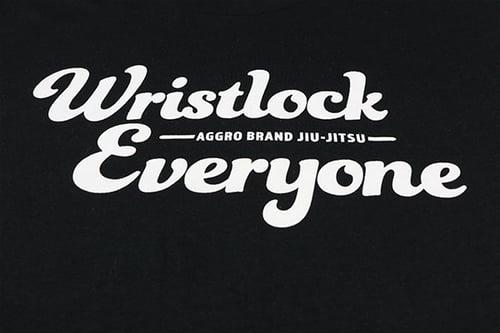 """Image of AGGRO Brand """"Wristlocker"""" T-Shirt"""