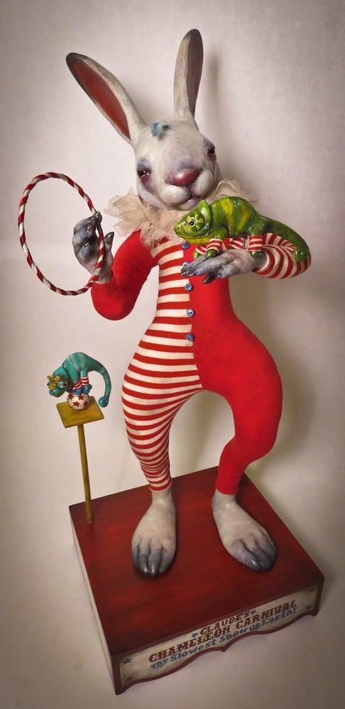 Image of Claude's Chameleon Carnival