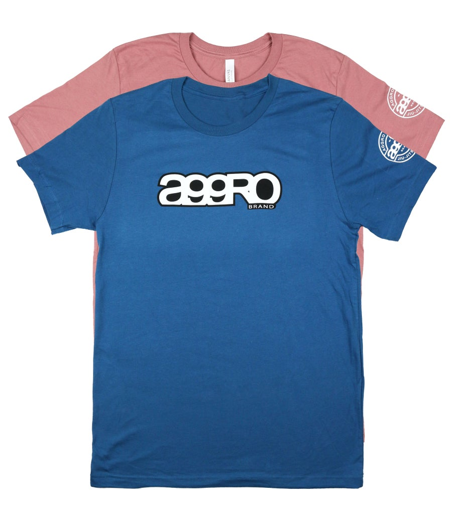 "Image of AGGRO BRAND ""STANDARD"" T-Shirt"