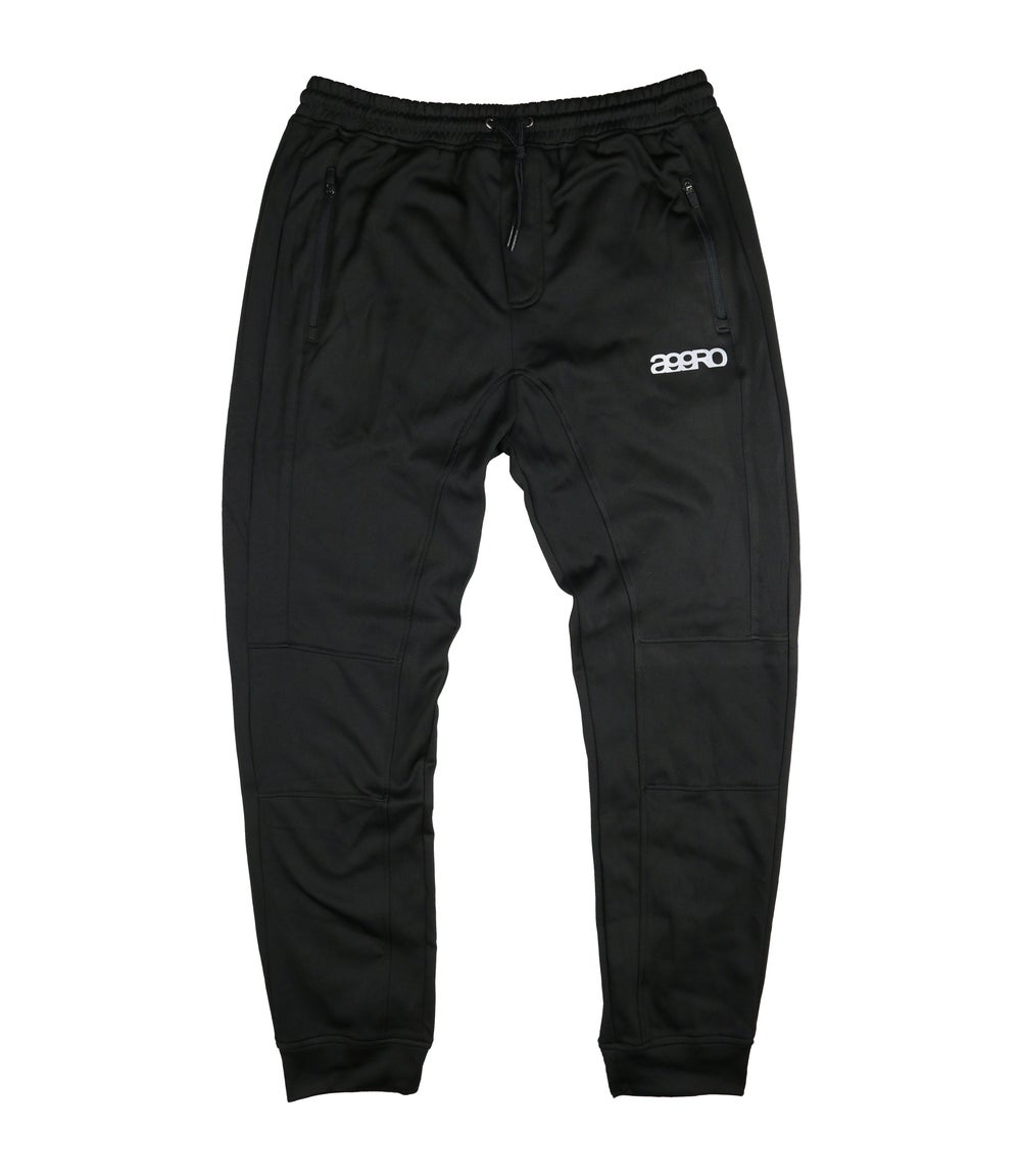 """Image of AGGRO BRAND """"COMP TECH"""" Unisex Joggers"""