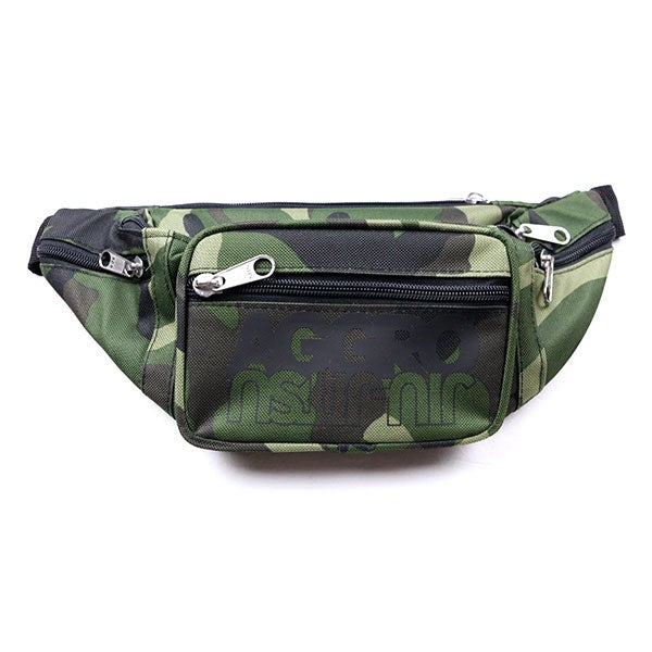 """Image of AGGRO BRAND """"FULL METAL"""" Hip Pack"""