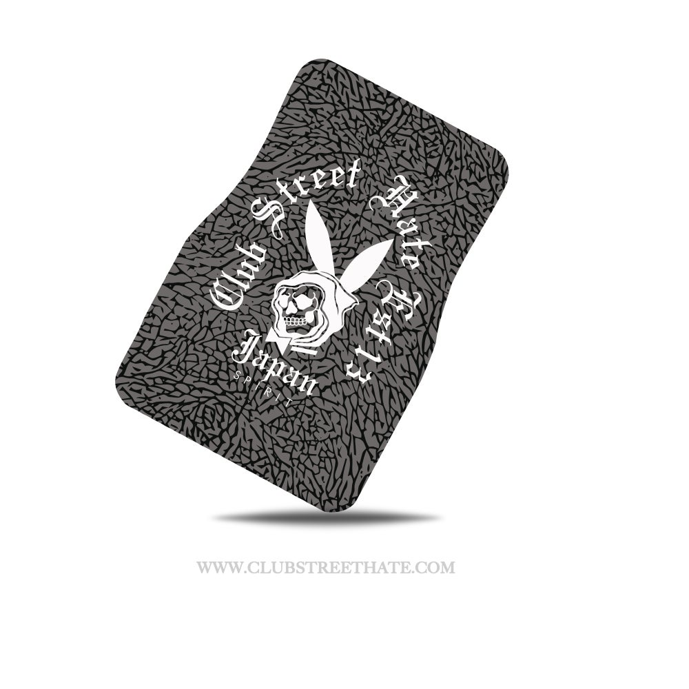 Image of Club Street hate est (floor mats)