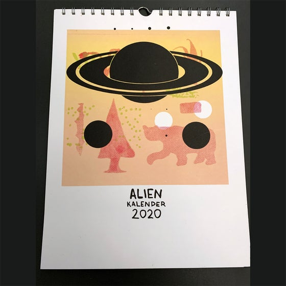 Image of ALIEN KALENDER 2020