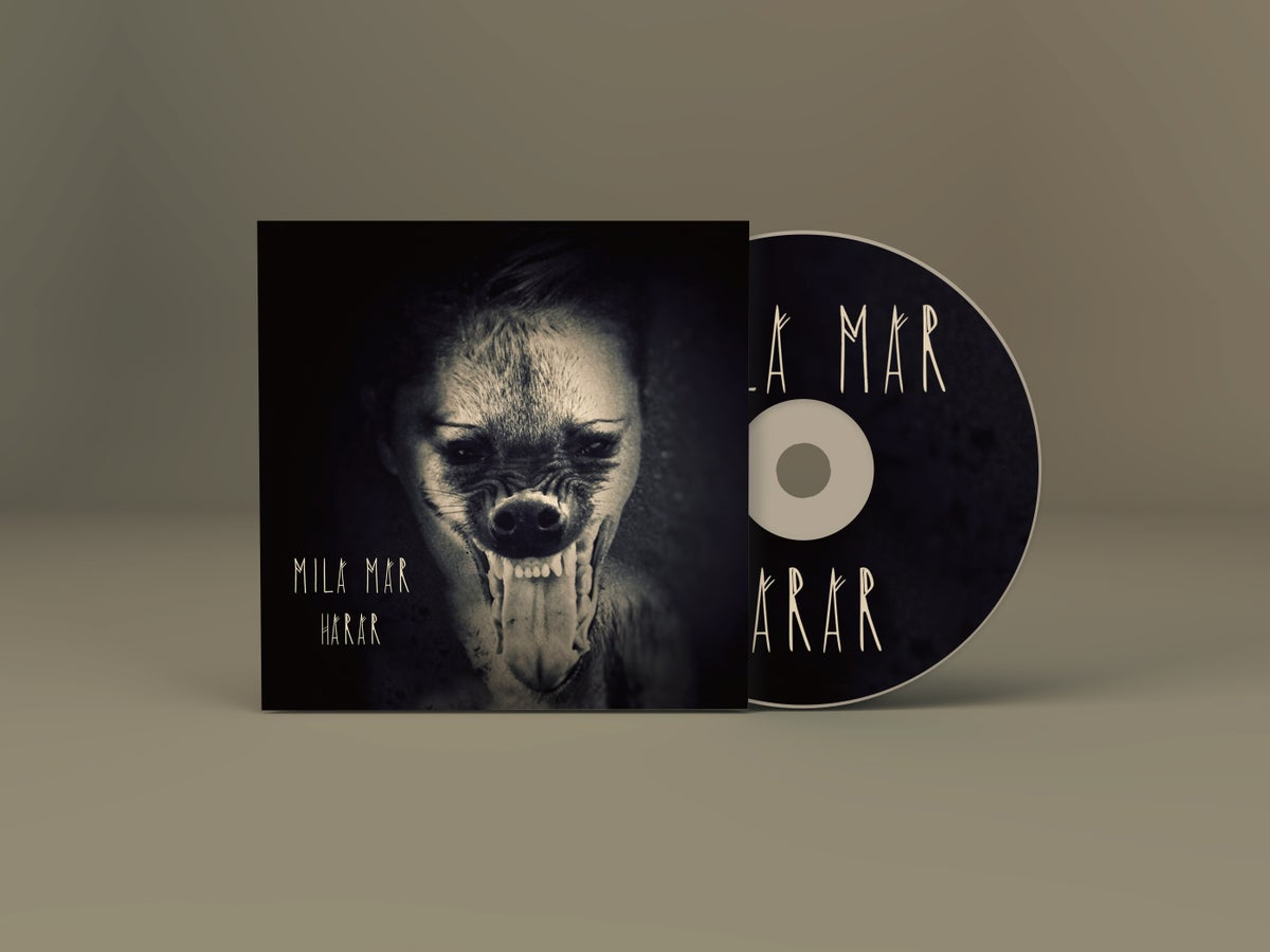 Mila Mar - Harar - LP CD