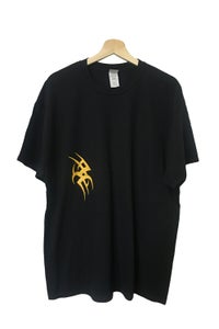 Image of DRAG PROOF OF ORIGIN TEE - BLACK