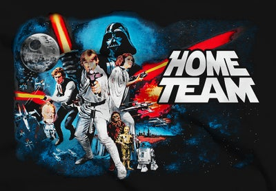 Image of HOME TEAM SKYWALKER