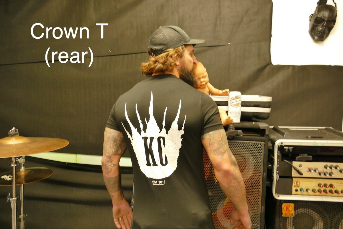 Image of KC CROWN SHIRT