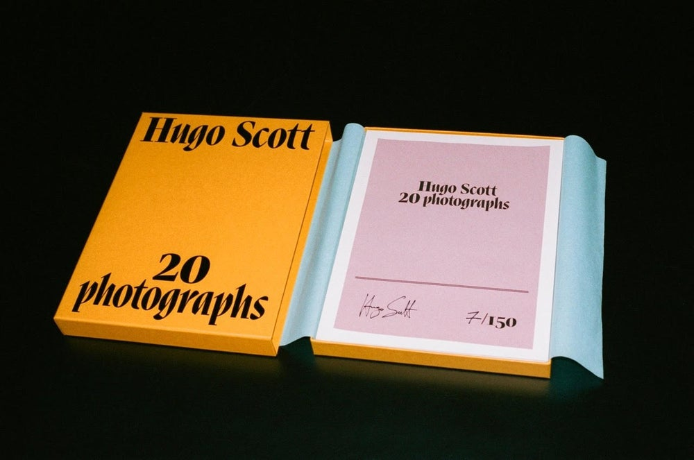 Image of '20 Photographs' by Hugo Scott.