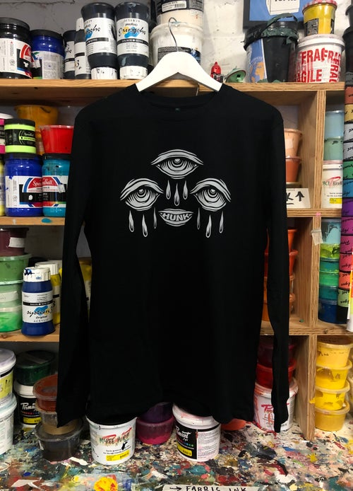 Image of Tom J Newell X Hunk Long Sleeve T-Shirt