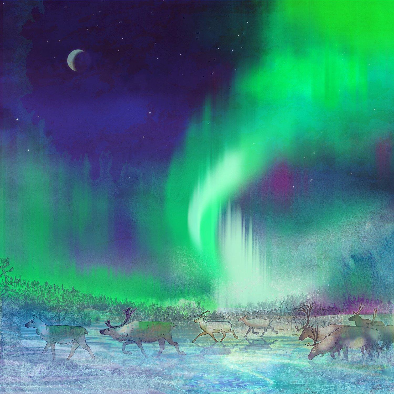 Image of Beneath the Aurora - Finland