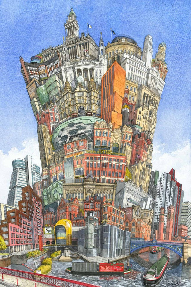 Image of The Tower of Leeds
