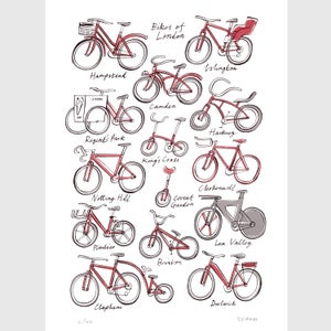 Image of Bikes of London