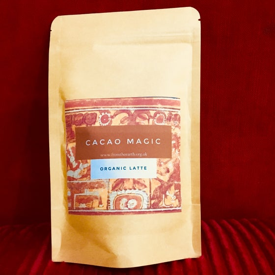 Image of CACAO MAGIC- Organic Latte
