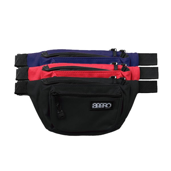 """Image of AGGRO Brand """"Bandolier"""" Hip Pack"""