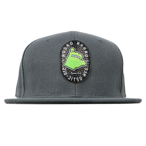 "Image of AGGRO BRAND ""FOAMIE"" Snapback Hat"