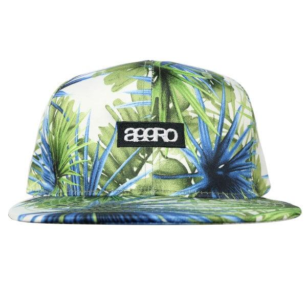 "Image of AGGRO BRAND ""ISLAND CLASSIC"" Snapback Hat"