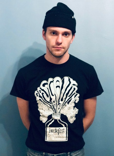 Image of Buckfast T-Shirt Black