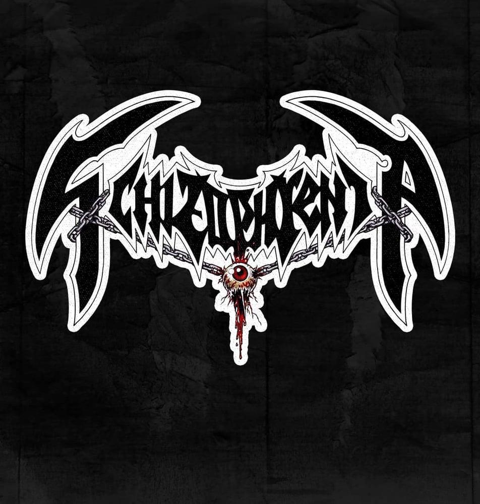 Image of Schizophrenia logo - Shaped patch