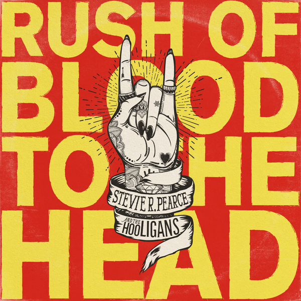 Image of RUSH OF BLOOD TO THE HEAD SINGLE.