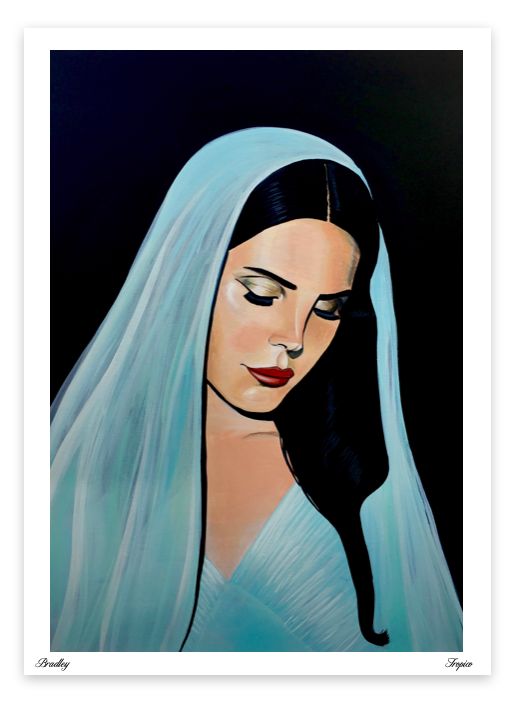 Image of *SOLD OUT* Tropico Limited Edition Poster Print