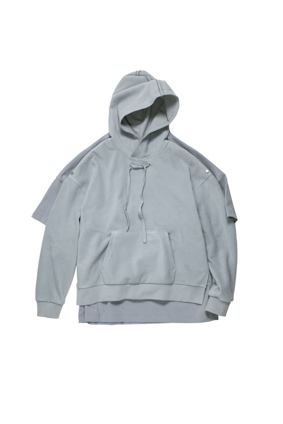 Image of (A)crypsis 2019S/S TFW PROJECT-OVERSIZE HOODIES