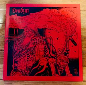 Image of DEADYN - Backstreet Heroes LP (MIXED COLOR VINYL)