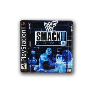 Image of SMACK DOWN live pin