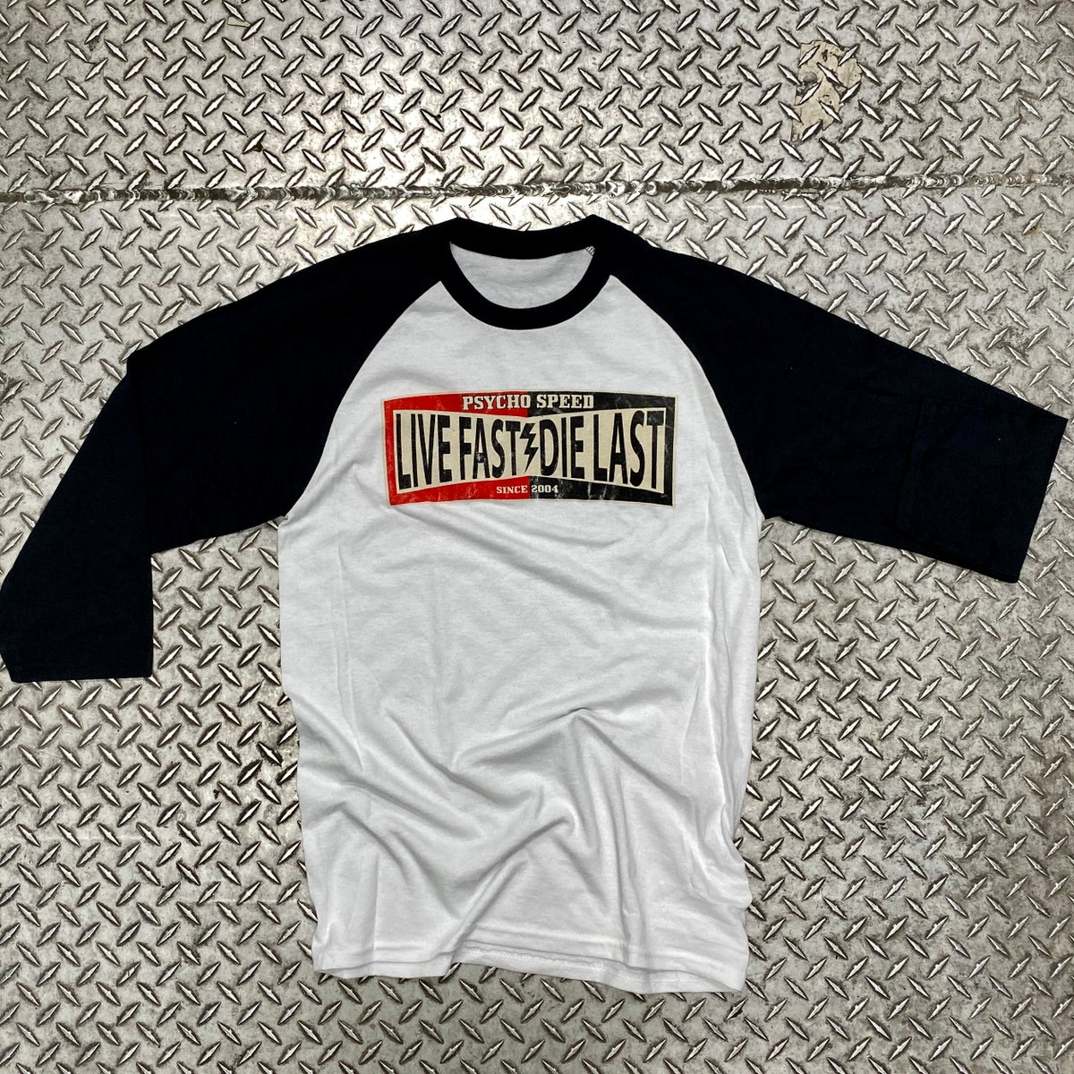 Image of Live Fast Tee