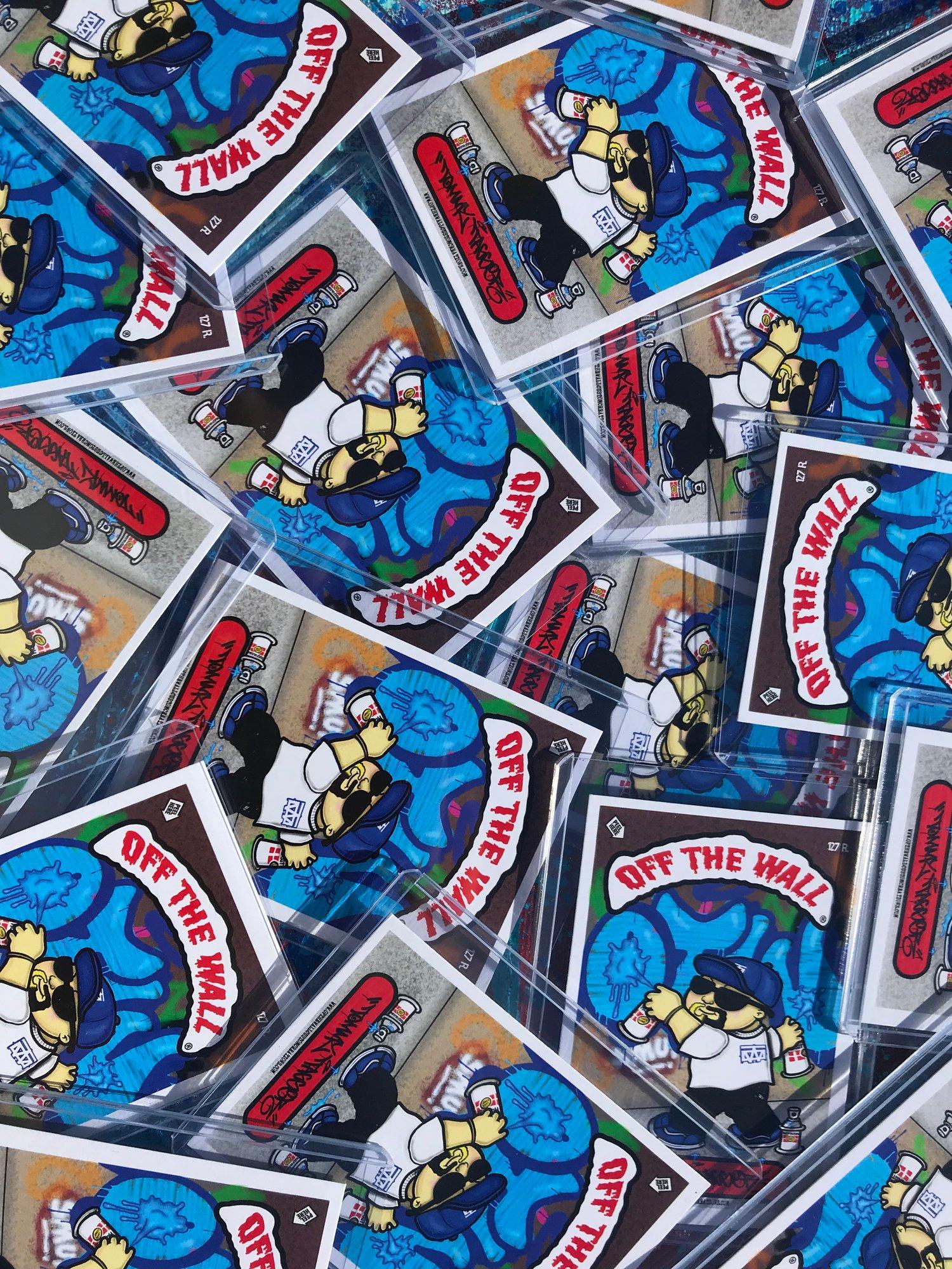 "Image of OTWxGPK ""Tommy Tagger"" card"