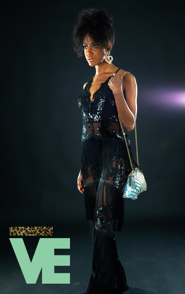 Image of Showgirl Jumpsuit