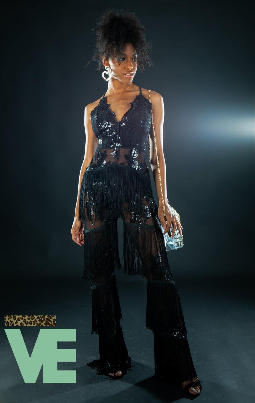 Image of Showgirl Jumpsuit