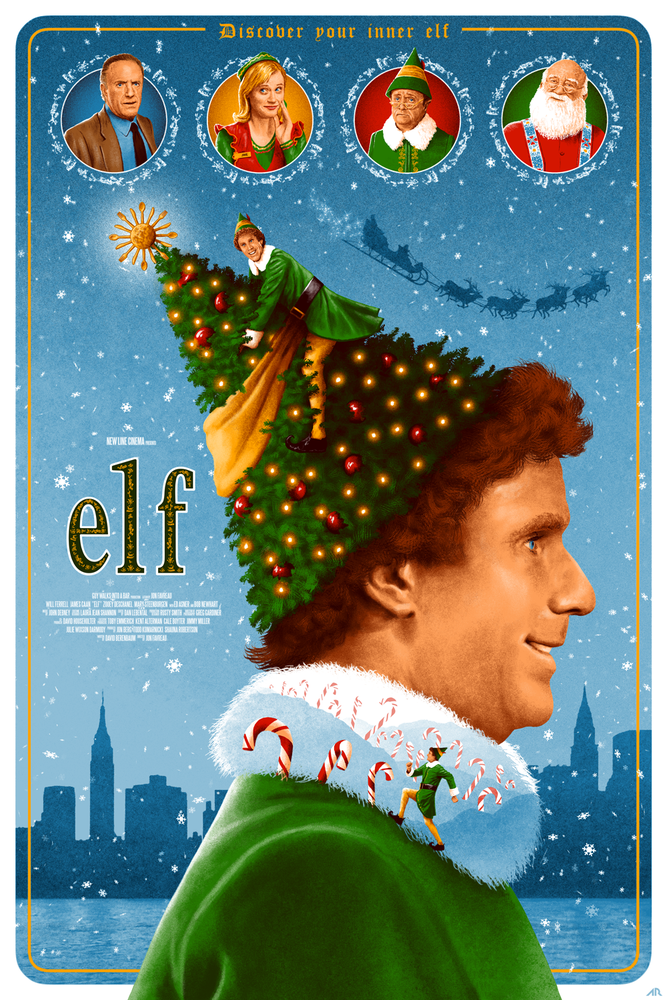 Image of Elf