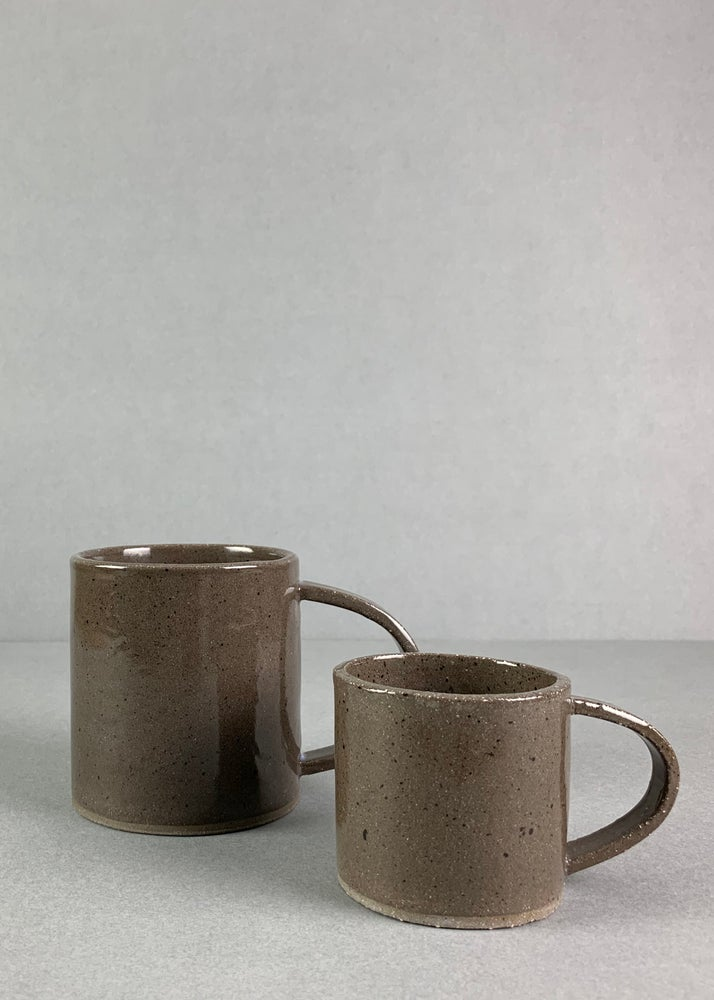 Image of Grey Speckled Cups