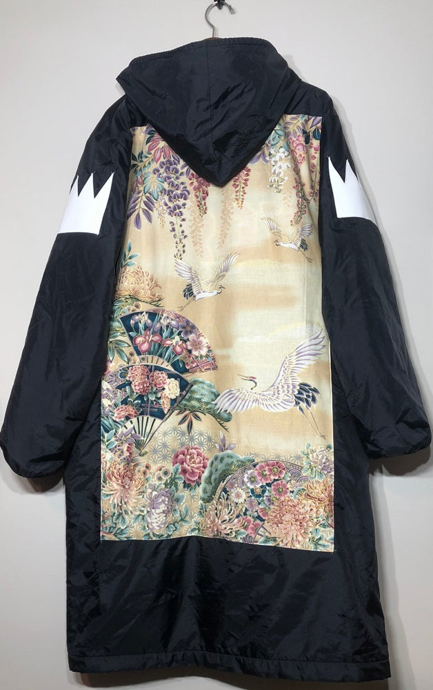Image of Crane Fleece Pool Coat