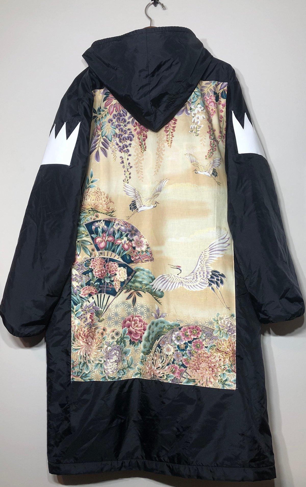 Image of Crane Fleece Pool Coat