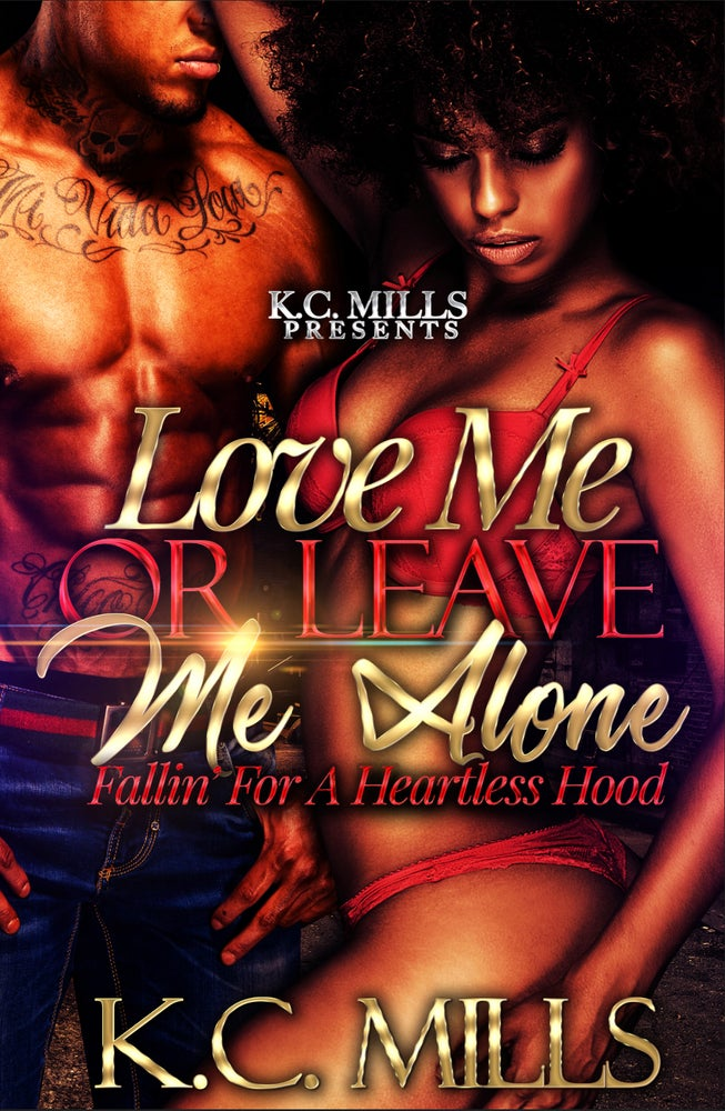 Image of Love Me Or Leave Me Alone - Book 1 & 2 Combined Autographed copy 506 pages (Ships 5-7 business days)
