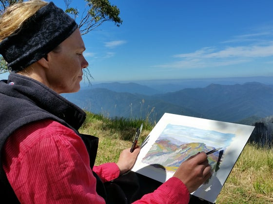 Image of Paint the High Country - 7th November 2020