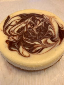 Image of Chocolate Marble Cheesecake