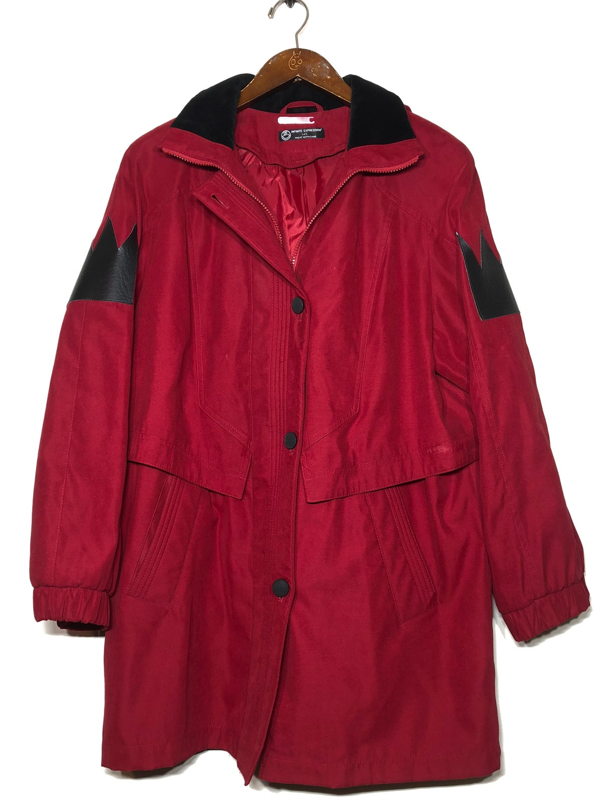Image of Hooded Geisha Coat