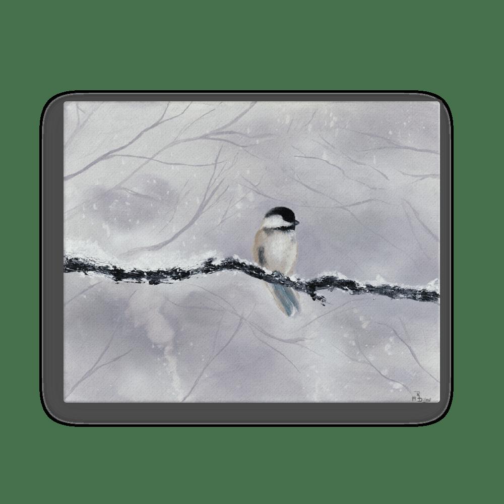"Image of ""Winter Bird"" Canvas Print"