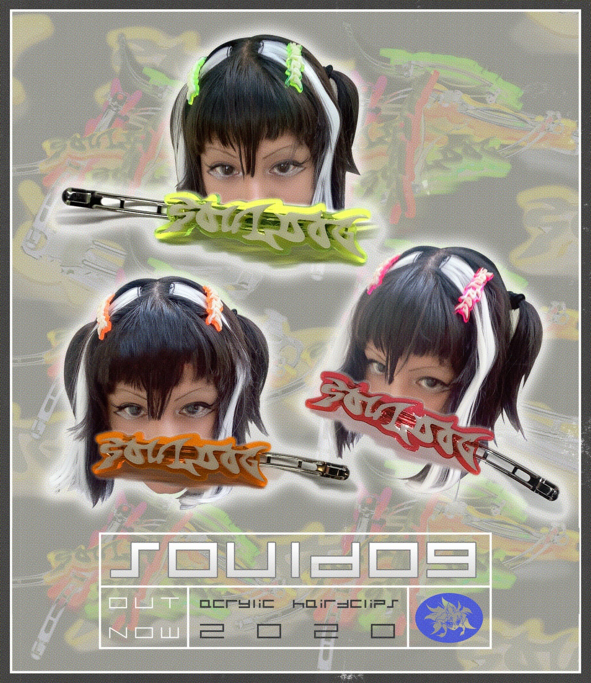 Image of Souldog Hair Clips 2.0