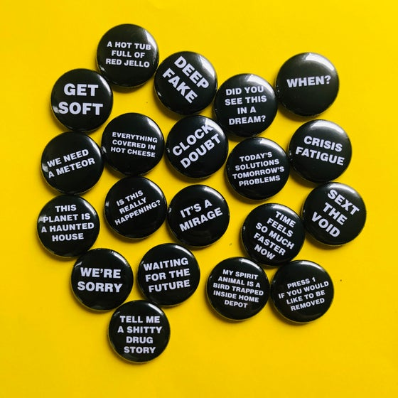Image of Button Set