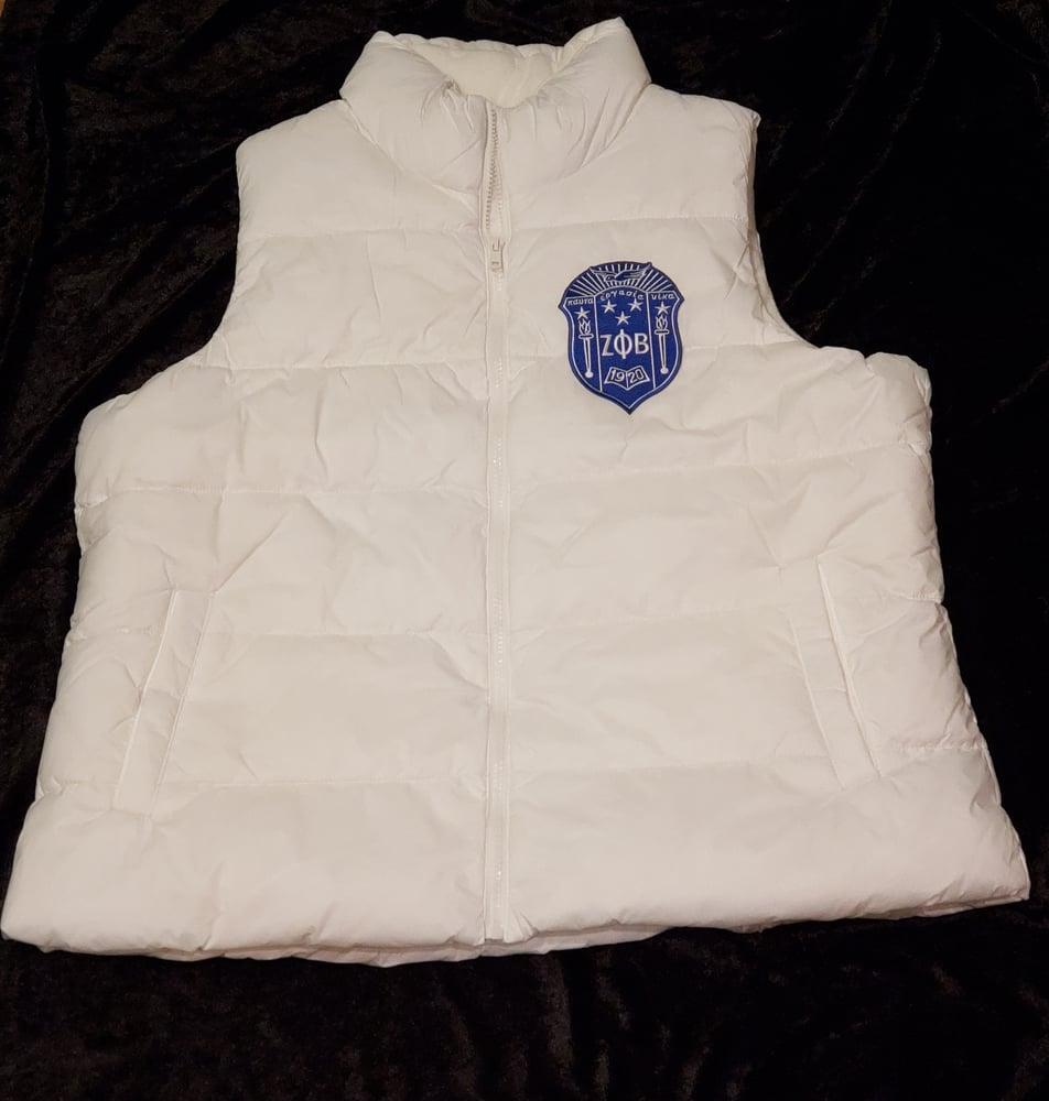Image of Zeta Puffy Vest