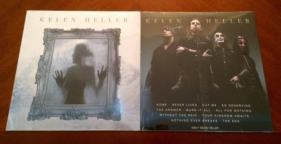 Image of Self Titled Full Length CD or Vinyl Album