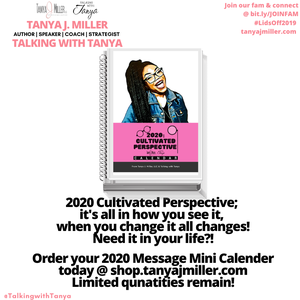 Image of Message 2020 Mini Calendar