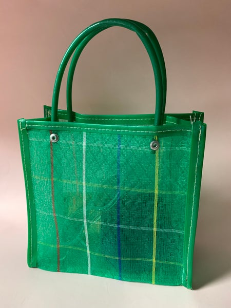 Image of Chivata Green Gingham