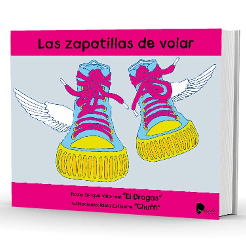 Image of Las zapatillas de volar
