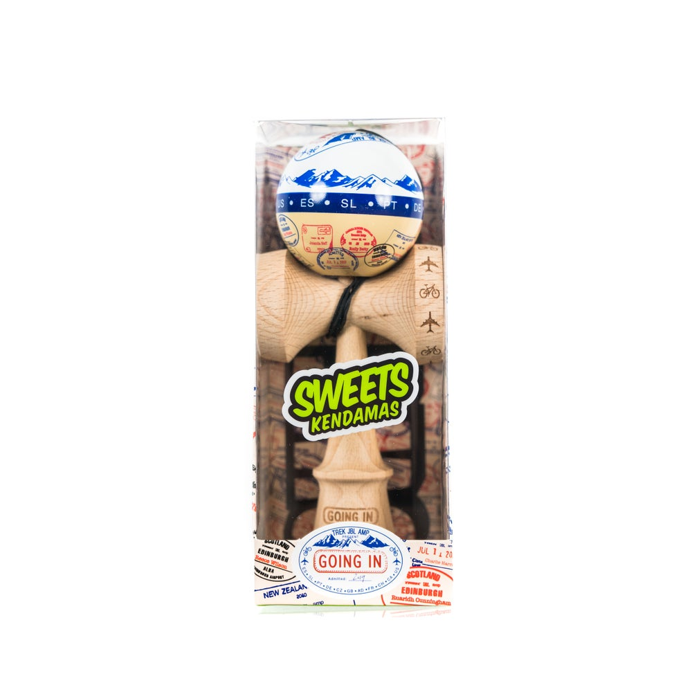 Image of GOING IN - Limited edition Sweets Kendama